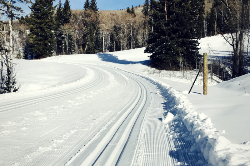Discover Colorado and Alpine Mountain Ranch and Club on your cross country skis