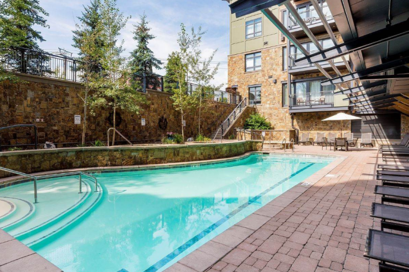 """The One Steamboat Place """"Pool Party"""" is scheduled for July 8, 2021 at the Colorado luxury residence."""