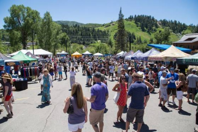 Steamboat Springs, Colorado is the site of the Reds, Whites & Brews in the Boat event